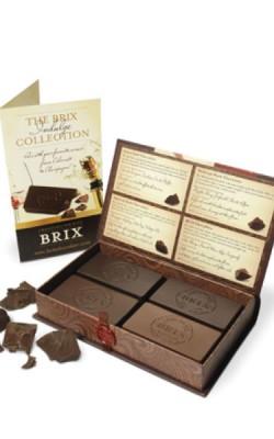 CHOCOLAT – BRIX, le chocolat à déguster avec le vin