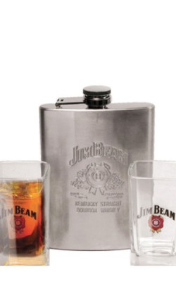Bar/Cocktail – Ensemble cadeau Jim Beam
