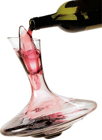Accessoire – Décanteur à vin
