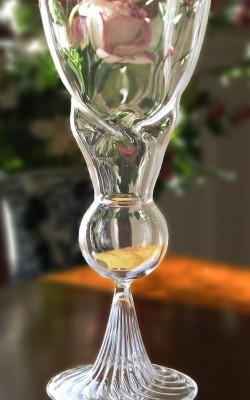 bar/cocktail – Verre et cuillière à absinthe