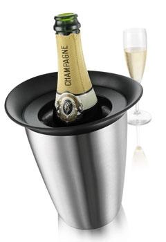 Champagne – Ensemble à champagne vacu vin