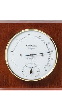 cave à vin – Thermomètre-Hygromètre