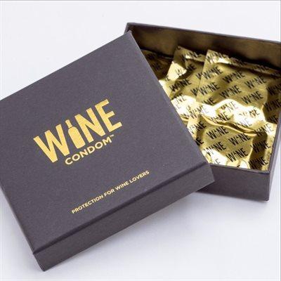 Accessoire – Condom à vin