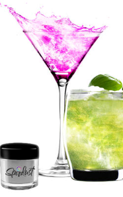 BAR/COCKTAIL – Spirdust poudre brillante comestible